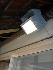 Safelightlamp